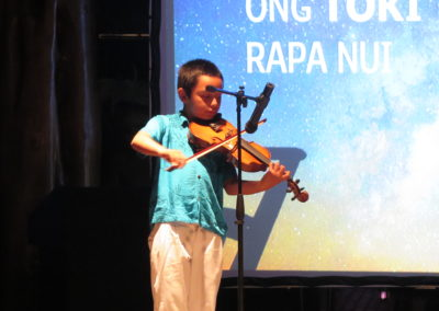 Monday 8th: Toki Rapa Nui, Stars & Wine Event